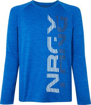 ENERGETICS Marten II Langarmshirt Jungen blau