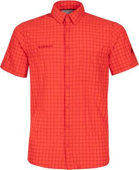MAMMUT Lenni T-Shirt Herren rot