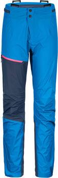 ORTOVOX Westalpen 3L Hardshellhose Damen blau