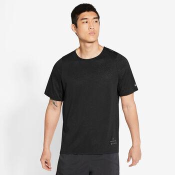 Nike Rise 365 Run Division T-Shirt Herren schwarz