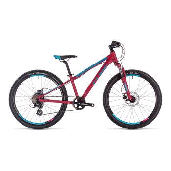 "CUBE Access 240 Disc Mountainbike 20"" rot"