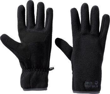 Jack Wolfskin Artist Ecosphere Handschuhe schwarz