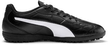 Puma Monarch TT Fußballschuhe Herren schwarz