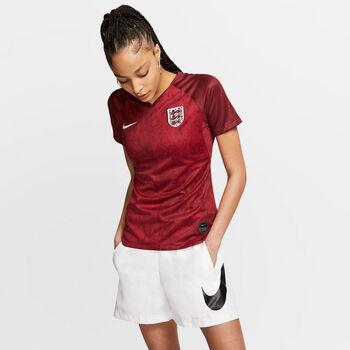 Nike England Auswärtstrikot Damen rot
