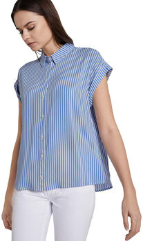 TOM TAILOR Short Sleeve Damen cremefarben