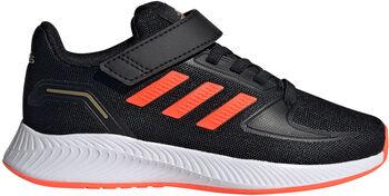 adidas Runfalcon 2.0 C. Laufschuh Jungen schwarz