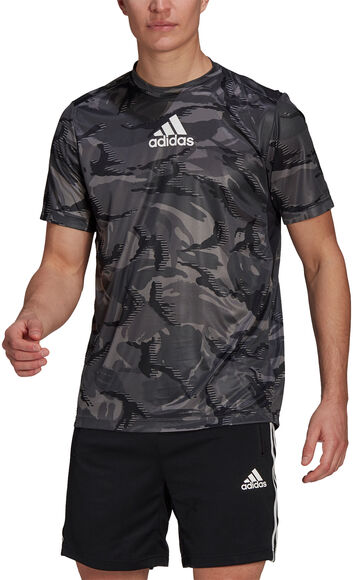 Designed To Move Aeroready Camouflage Graphic T-Shirt