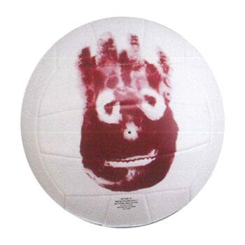 """""""MR. WILSON"""" Volleyball weiß"""