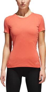 ADIDAS Franchise Supernova T-Shirt Damen rot