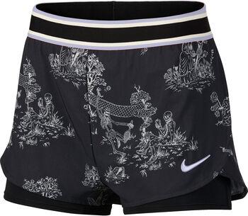 Nike ct Flx Tennisshort schwarz