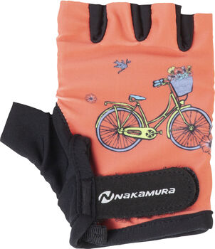 NAKAMURA Dolo Fahrradhandschuhe pink