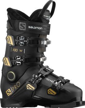 Salomon  S/Pro X80+ W CSDa. Skischuh, Flex 80+ Damen schwarz
