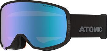 ATOMIC Revent Stereo OTG Skibrille schwarz