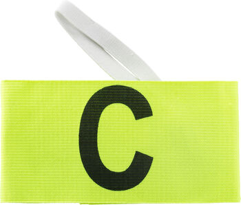 PRO TOUCH Captain Armbinde gelb