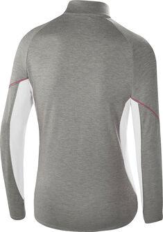 Sue Transtex Langarmshirt mit Halfzip