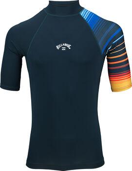 BILLABONG All Day Stripe Sonnenschutzshirt blau