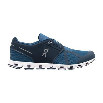 On Cloud Laufschuhe Herren blau