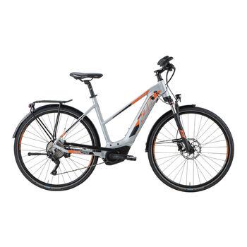 KTM Macina Touring 10 Trekking E-Bike weiß