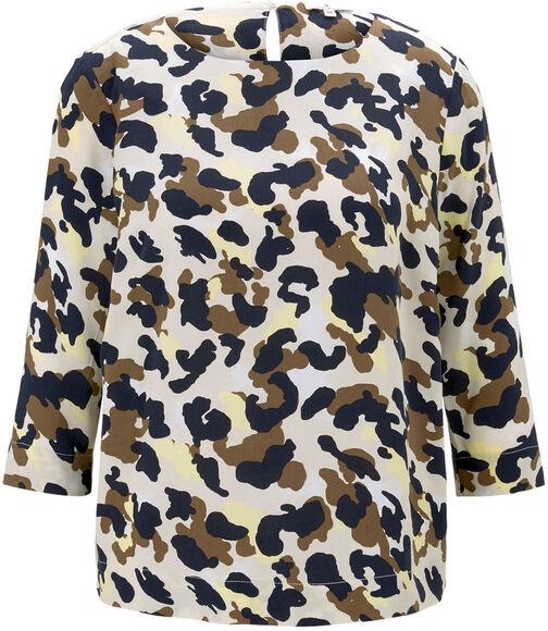 Easy Shape 3/4 Bluse
