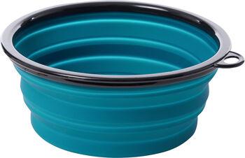 McKINLEY Bowl Silicone Teller blau