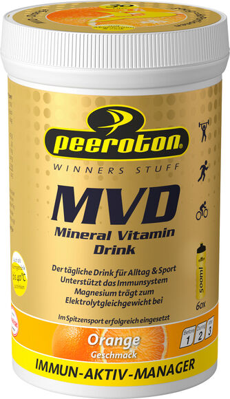 Mineral Vitamin Drink Orange 300g Getränkepulver