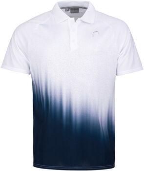 Head Performance Polo II T-Shirt Herren cremefarben