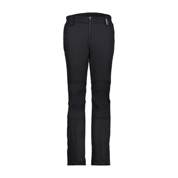 CMP Stretch Flat Skihose Damen schwarz
