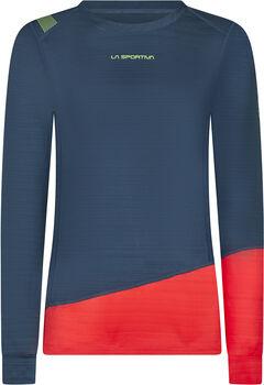 La Sportiva Dash Langarmshirt Damen blau