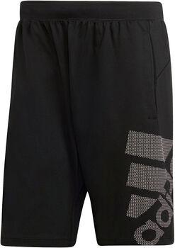 adidas 4KRFT Sport Graphic Badge of Sport Shorts Herren schwarz