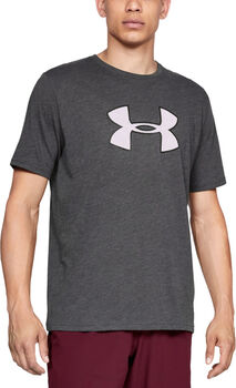 Under Armour Big Logo T-Shirt Herren grau