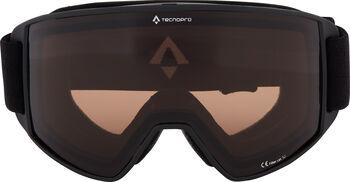 TECNOPRO Base 3.0 Skibrille Damen schwarz