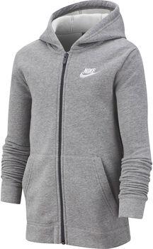 Nike Sportswear Big Trainingsanzug grau