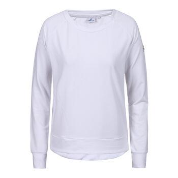 Luhta Disa L Sweatshirt Damen weiß