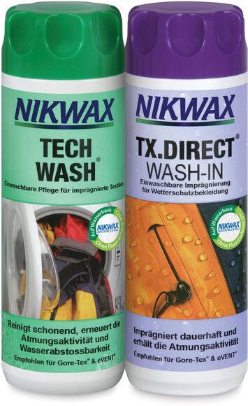 Tech Wash + TX Direct Wash In