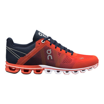 On Cloudflow Laufschuhe Damen orange