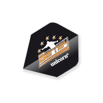 Unicorn Authentic Flights schwarz