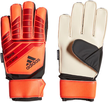 ADIDAS Predator Top Training Fingersave Torwarthandschuhe rot