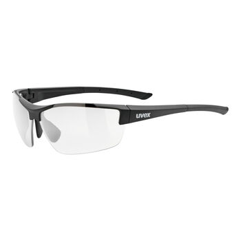 Uvex SPORTSTYLE 612 VL Sonnenbrille Herren schwarz