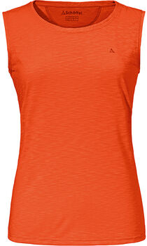 SCHÖFFEL Namur2 T-Shirt Damen orange