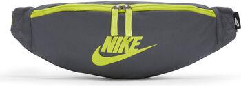 Nike Heritage Bauchtasche grau