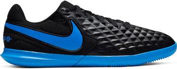 Nike Tiempo Legend 8 Club Hallenfußballschuhe schwarz