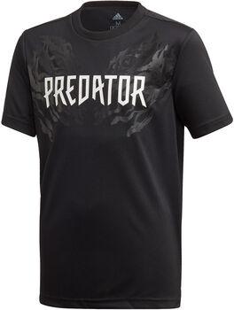 adidas Predator Graphic T-Shirt Jungen schwarz