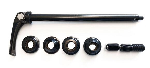 Anhängerkupplungs-Adapter, für Räder mit 12mm