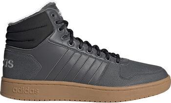ADIDAS Hoops 2.0 MID Sneaker Herren grau