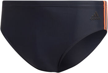 ADIDAS Fitness 3-Streifen Badehose Herren blau