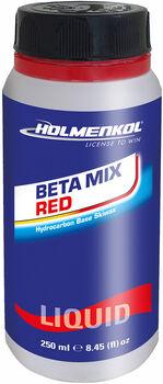HOLMENKOL Betamix RED Liquid Skiwachs rot