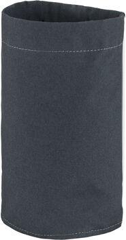 Fjällräven Bottle Pocket Seitentasche blau