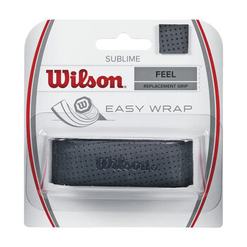 Wilson Sublime Racket Grundband schwarz