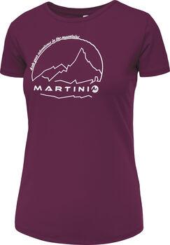 MARTINI Pala T-Shirt Damen lila
