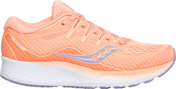 Saucony Ride Iso 2 Laufschuhe Damen orange